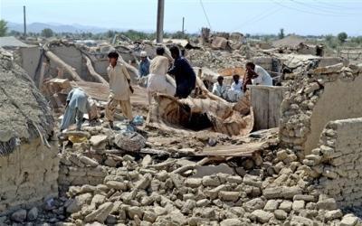 Terremoto Pakistan : sale il bilancio delle vittime