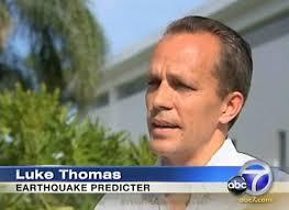 Luke Thomas : nuove previsioni allarmanti. Ribadiamo il comunicato della Protezione Civile