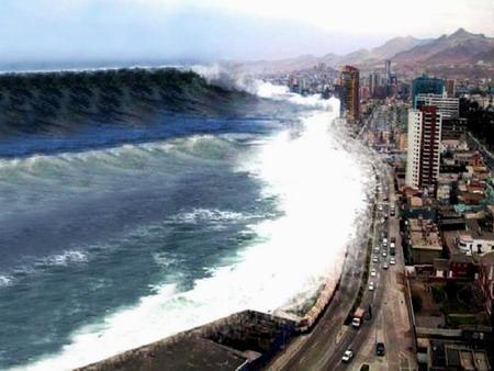 Rischio Maremoto: comunicato diffuso dalla Protezione Civile