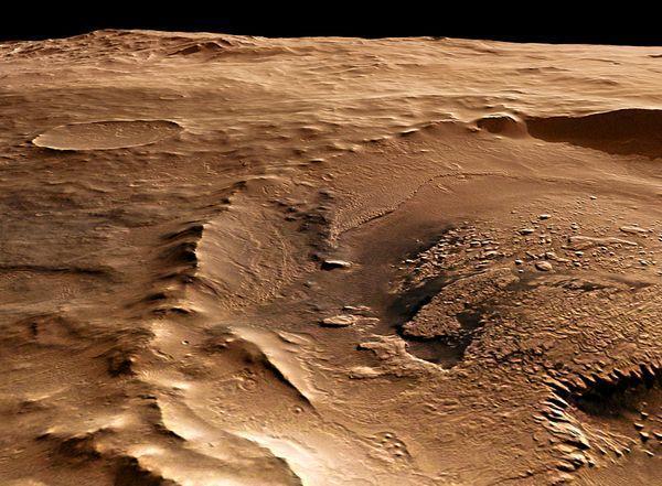 MARTE: importantissima scoperta di Curiosity su forme di vita sul Pianeta Rosso