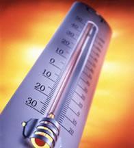 Sud America : impressionante ondata di caldo, temperature oltre i 40°C