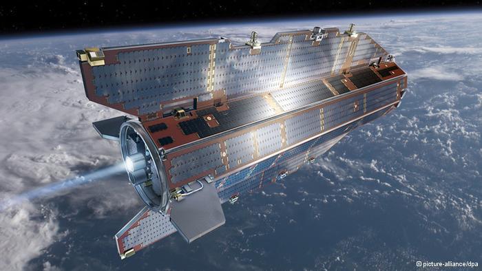 Satellite Goce : imminente l'impatto con la Terra