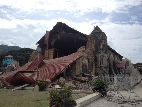 Forte terremoto colpisce le Filippine