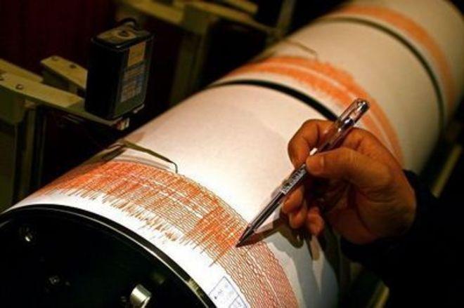 Terremoti : comunicato dell'INGV
