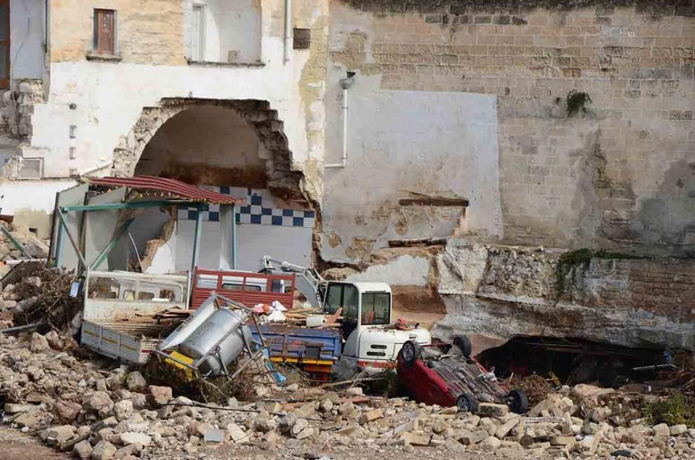 Alluvione Ginosa : triste epilogo. Sono 4 le vittime