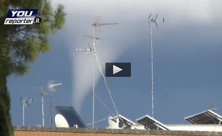 Tornado nel leccese oggi 9 Ottobre 2013
