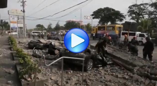 Terremoto Filippine : raggiunte le 100 vittime