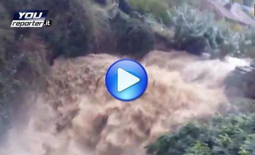 Alluvione Toscana , tanti disagi