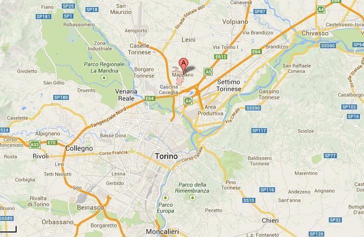 Torino : maxi fuga di gas, incerta la provenienza