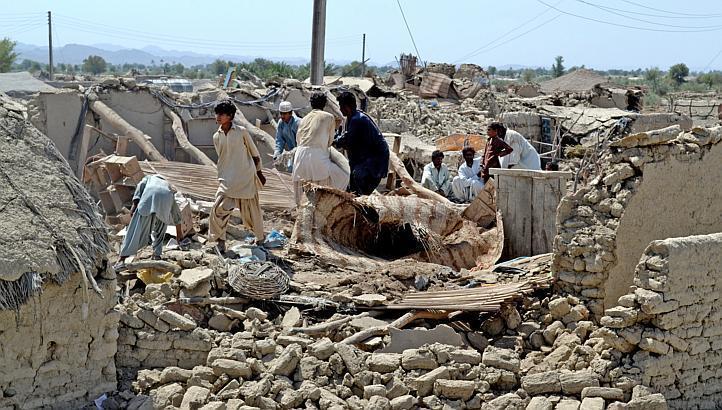 Terremoto Pakistan : situazione tragica fra la popolazione