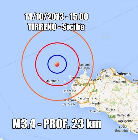 Terremoto Sicilia oggi: scossa avvertita nella zona di Patti (Messina)