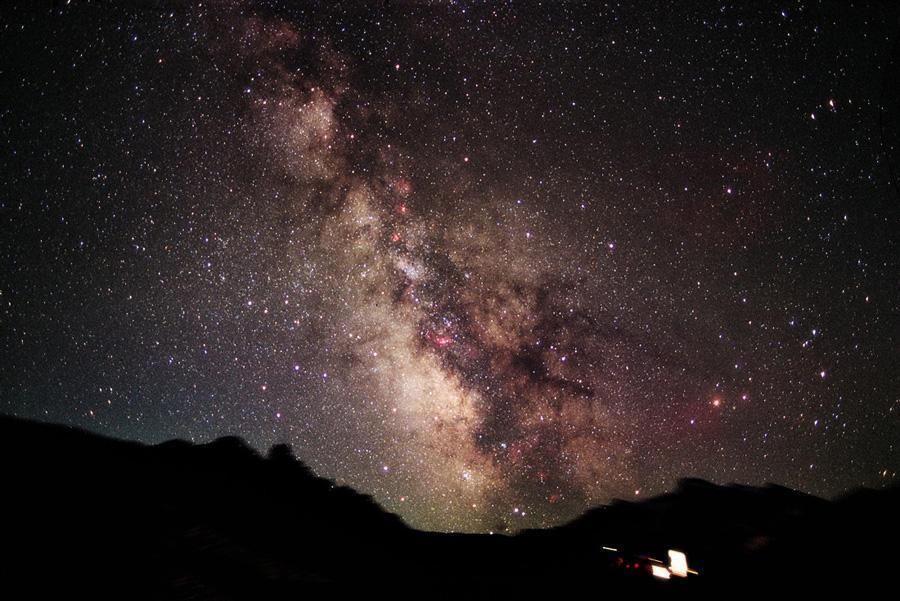Il cielo di Ottobre 2013: stelle, costellazioni, pianeti, congiunzioni, meteoriti