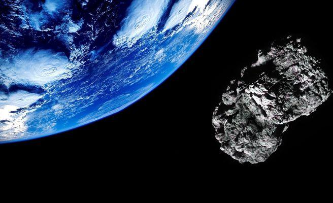 Individuato asteroide 2013 SU24