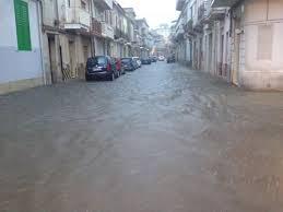 Alluvione Basilicata : quasi 250mm di pioggia a marconia