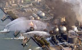 Centrale nucleare di Fukushima - Foto 2011