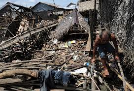 Terremoto Filippine : si aggrava il bilancio delle vittime