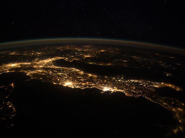 Stazione Spaziale : torna la ISS nei cieli serali