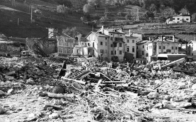 Disastro del Vajont: 50 anni dalla tragedia di Longarone