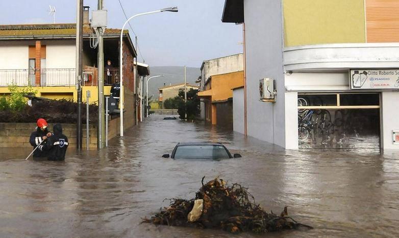Alluvione, il giorno dopo