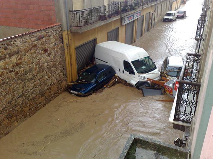 Tragico alluvione su diversi tratti della Sardegna