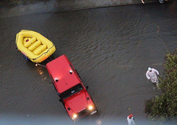 Alluvione Uras 18 Novembre 2013  - Situazione critica in Sardegna