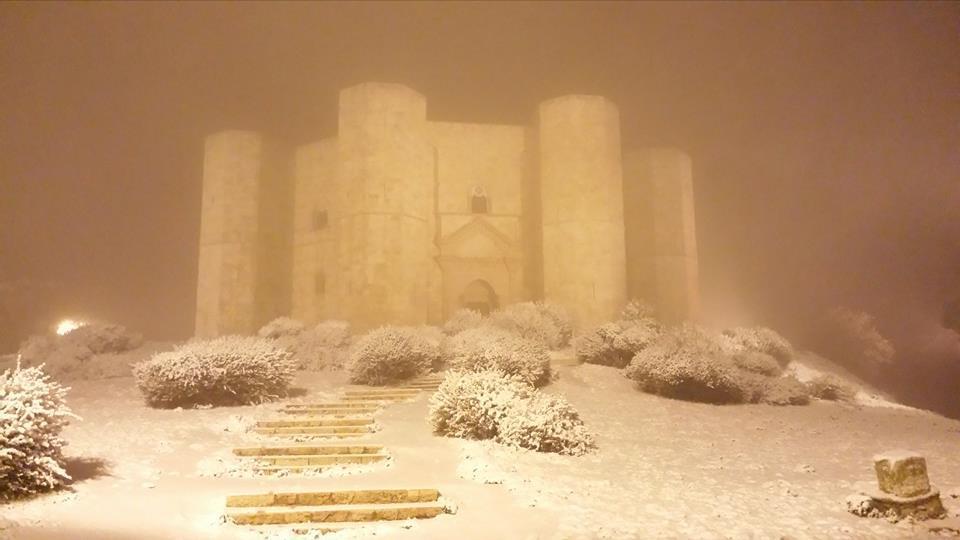 Castel del Monte, foto di Ermanno Dotoli