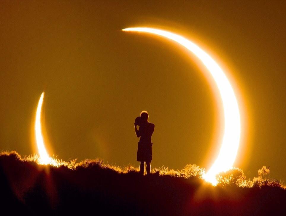 Eclissi Solare Domenica 3 Novembre 2013