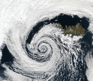Allerta ciclone in arrivo: ecco l'allerta dell'Aeronautica Militare