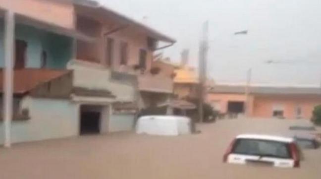 Alluvione Sardegna : situazione critica