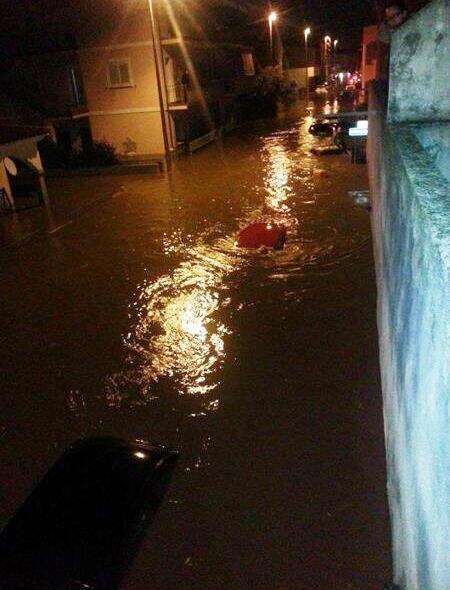 Alluvione Olbia : città irriconoscibile dopo il pesante nubifragio