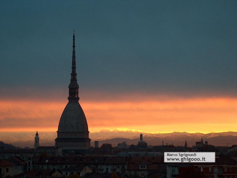 Meteo Torino 8-9-10 Novembre 2013