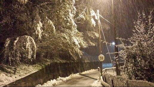 Nei pressi di Casto, BS (Lombardia)