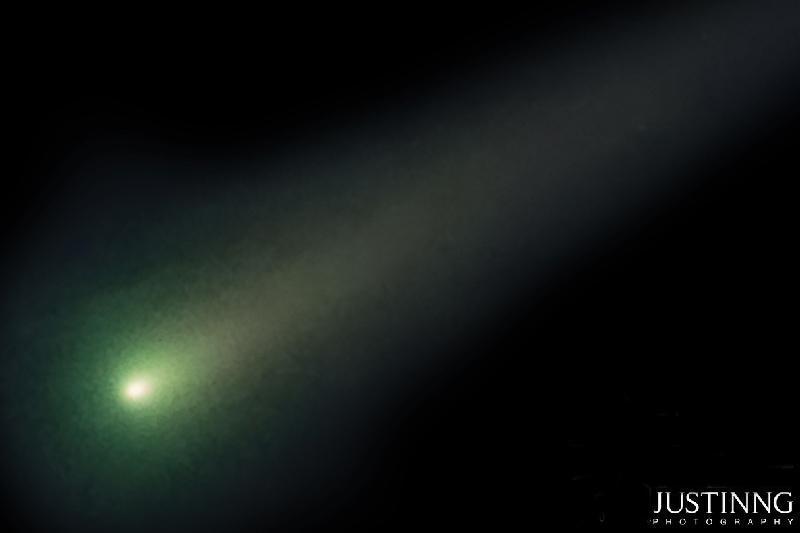 Cometa Ison : prosegue il cammino. Per gli esperti si frantumerà
