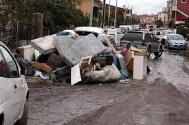 Alluvione Sardegna : 55 paesi coinvolti
