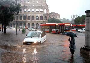 MALTEMPO sull'Italia nelle prossime ore: è allerta della Protezione Civile