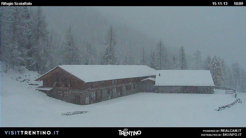 Pejo (Trento) - rifugio Scoiattolo