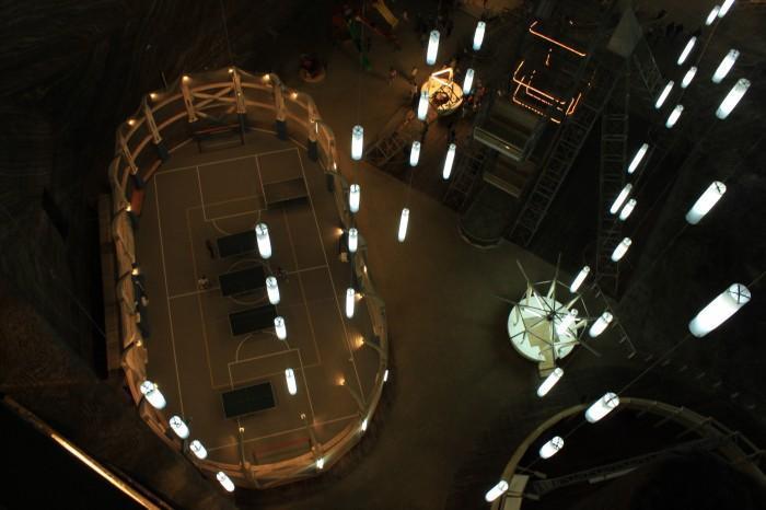 Una miniera di sale è oggi un museo a 120 metri di profondità (foto e video incredibili)