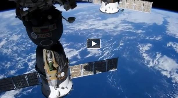 Straordinario video time-lapse del pianeta terra visto dalla Stazione Spaziale Internazionale