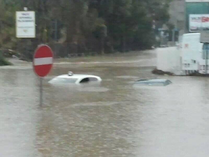 Alluvione Prima Porta, Roma: case invase dall'acqua, foto e aggiornamenti