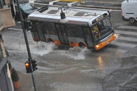 Allerta meteo Sicilia 1-2 Febbraio: attenzione a Messina e Catania