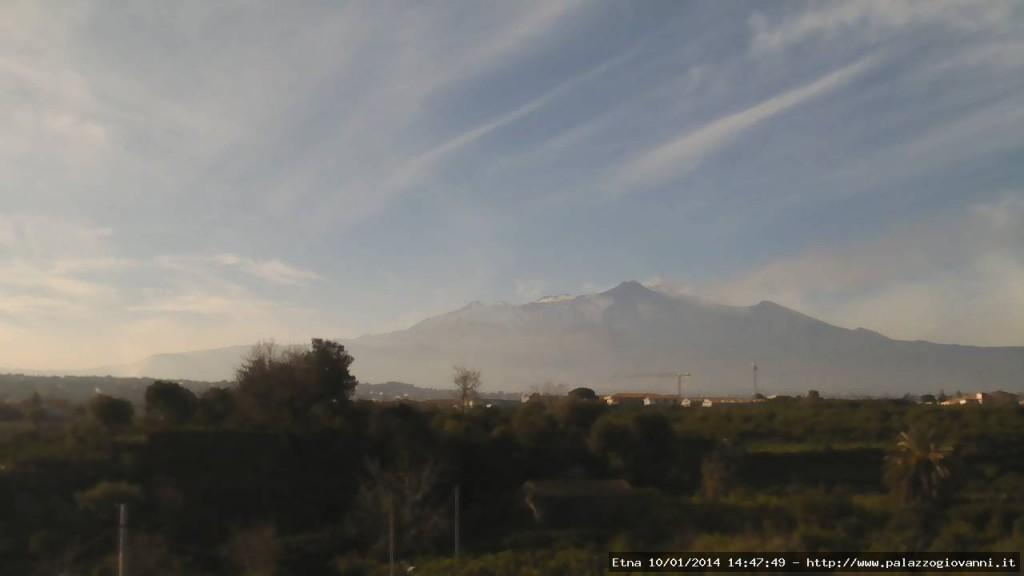 Webcam Etna
