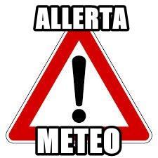 Puglia : allerta meteo per il week-end