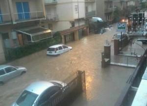 Strade come fiumi ad Ostia