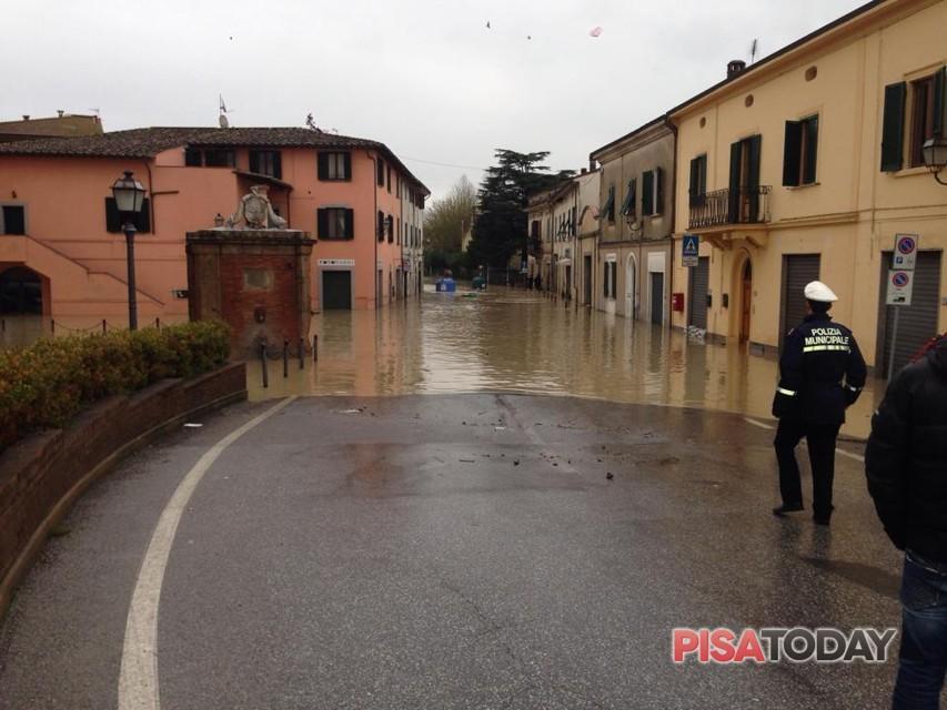 Alluvione Ponsacco