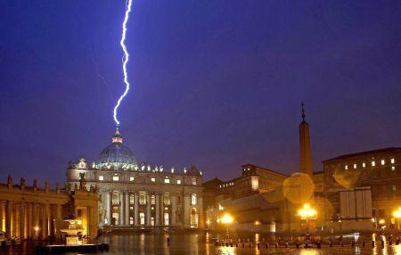 Allerta meteo Roma: maltempo anche di forte intensità in arrivo sul Lazio