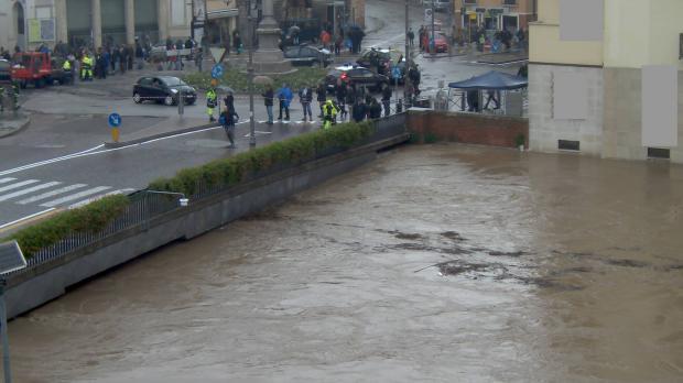 Allerta meteo Veneto: nuove piogge in arrivo, intense Lunedì