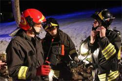 Lombardia: fulmine colpisce bar e lo manda a fuoco