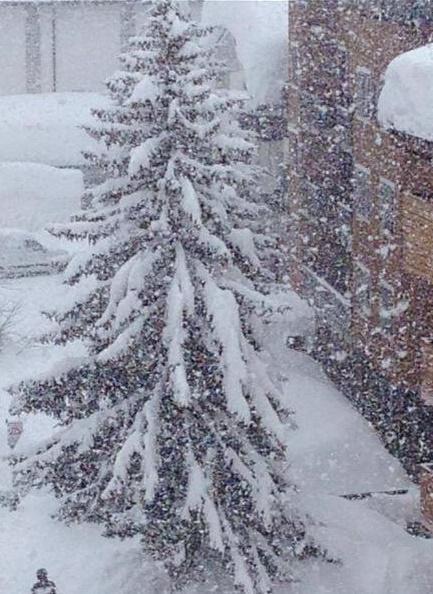 Maltempo Milano: forti piogge, tanta neve in Lombardia