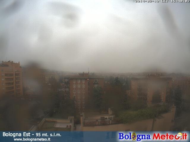 Meteo Bologna: temporale di sabbia in atto, il maltempo raggiunge la Romagna