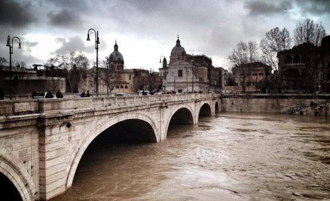 Previsioni meteo Roma: sarà ancora maltempo sulla capitale messa in ginocchio dalle piogge